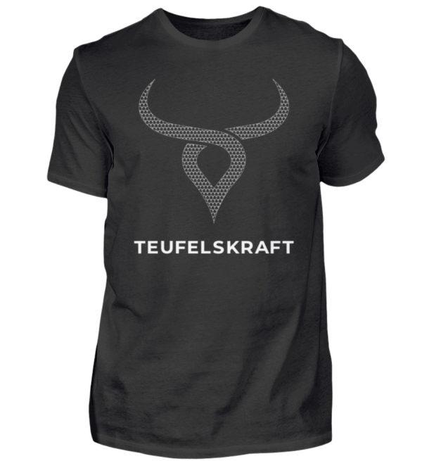 Teufelskraft Pattern - Herren Shirt-16